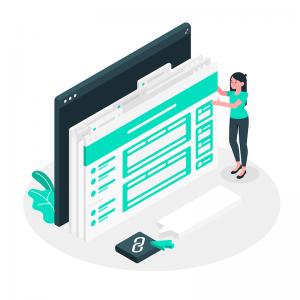 איך בונים אתר אינדקס בוורדפרס