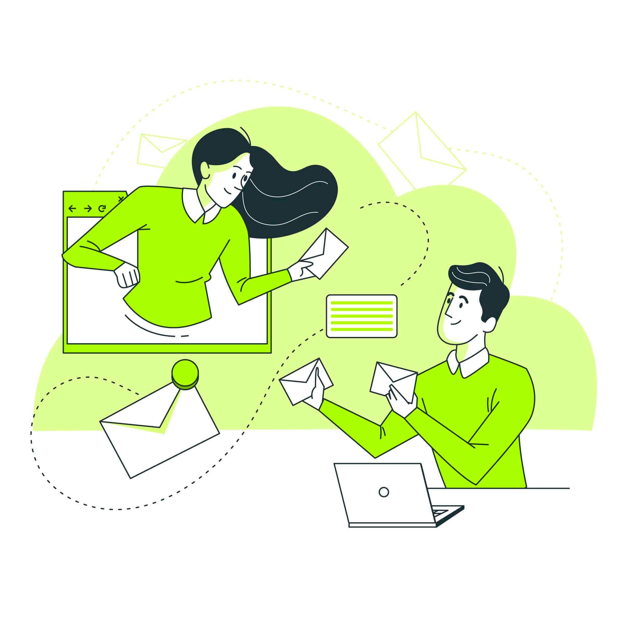 איך יוצרים קורס שנשלח באימייל